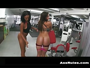 Picture Assparade Orgy At The Gym P2