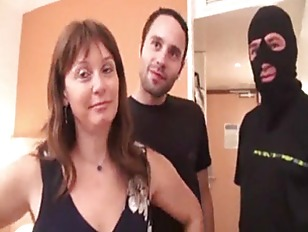 Picture Sylvie A French Mature Double Fucked