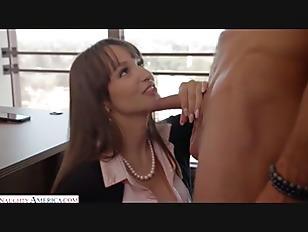 My wife hot friend want an office job