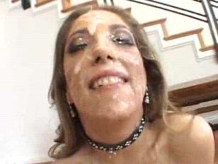 Pornstar Facial Compilation...