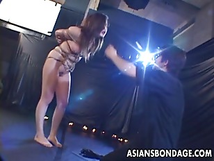 Picture Extreme Asian Rope Bondage And BDSM