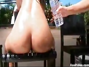 Two Fine Ass Babes...