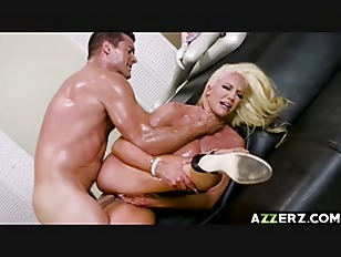 Cock hungry colette banged in her amazing ass 6