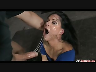 Intense BDSM Session India Summer