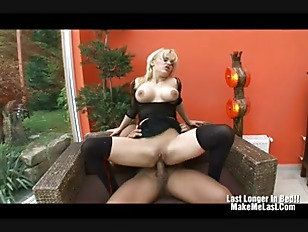 Picture Big Tits Blonde Britney Nailed Hard In Her A...