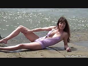 Spanish MILF Gets Nude...