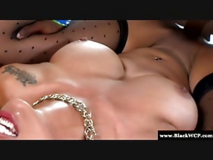 Picture Slut Cherry Hilson Takes Two On BBC