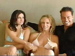 Hot Foursome...