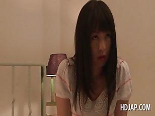 Picture Delicate Asian Schoolgirl Seducing A Guy In...