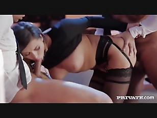 Perky Tit Anna Polina...