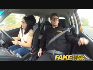 Fake Driving School teaching teen learners where failure is not an option