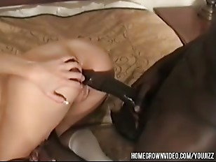 Picture Hot Blond Takes Bbc Anally For Creampie
