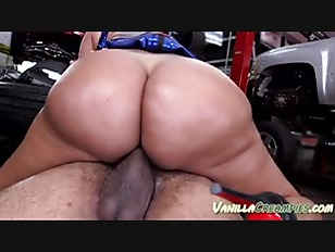 Picture Big Ass Fucked At The Mechanic Shop 0051