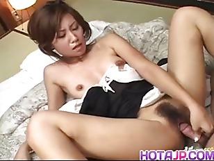 Nana Nanami Gets Cum...