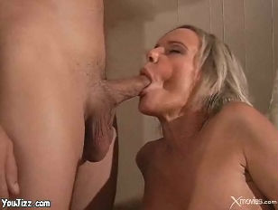 Picture Horny Old Blonde Slut Needs Some Cock