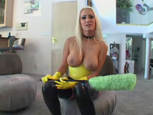 Busty Trina Michaels Home...