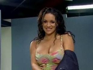 Monica The Fan...