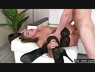 Sofi Goldfinger Russian Anal HD