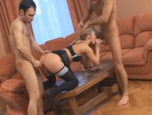 Picture Xandy Threesome
