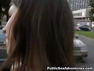 Picture Public Blowjob And Anal With Stranger