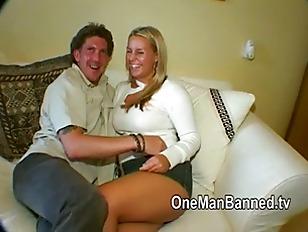 British blonde milf