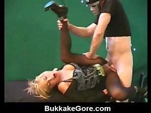 Picture Double Penetration Fuck With German Blonde