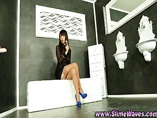 Picture Asian Glam Fetish Slut Gets Bukkake Slime