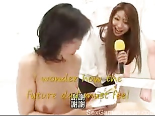 japanese mother son game show
