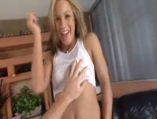 Picture Blonde Kara Novak Fucking On The Job