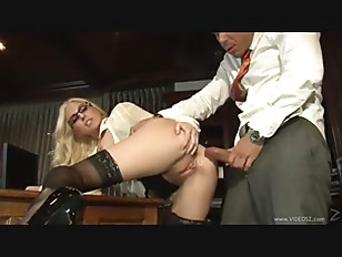 Picture Hot Secretary Christie Stevens