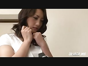 Young pretty wife get...