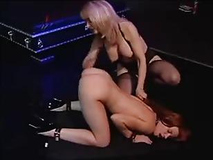 Hot Bondage With Nina...