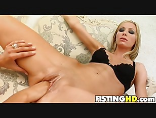 Husband eats cum from pussy