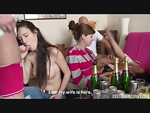 Nice Orgy At Home - Loreen A