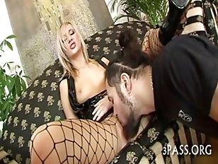 Asian Slut Sucks Penis...