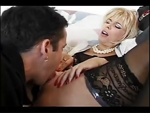 Picture Blonde Milf Love Young Cock