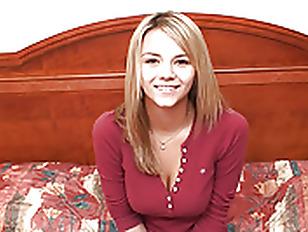 Watch Ashlynn Brooke fuck in one of her first videos