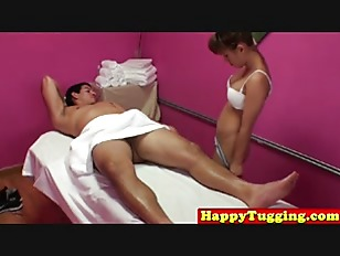Real Asian Masseuse Toys...