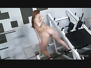 Teen Enjoys Cock In...