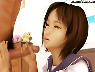 Teen Animated Asian Taking...