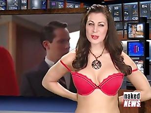 Rachelle Wilde - Naked News