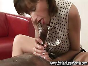 Mature Stocking Brit Lady...