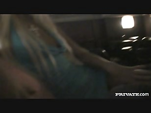 Blonde Teen Boroka Has...