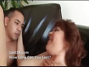 Natural big breasted mature