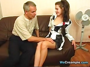 Teen Creampied By Her...