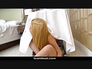 ExxxtraSmall Petite Blonde teen...