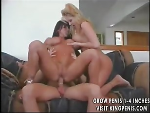 Picture Two Girls One Dick And Lots Of Fun
