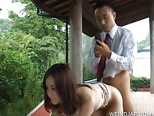 Picture Asian Banged By Dude On The Phone