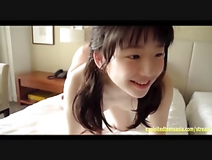 Pretty Jav teen Nice...