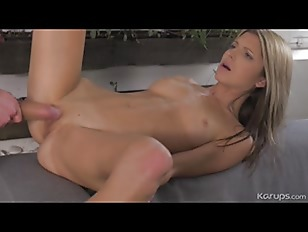 Cum Load On Sexy Blonde Babe - Gina Gerson